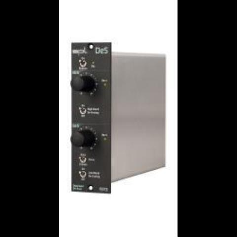 SPL(Sound Performance Lab)-500シリーズ対応ディエッサーModel 1503 DeS