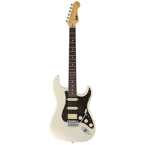 FgN-エレキギターNST101VWH (Vintage White)