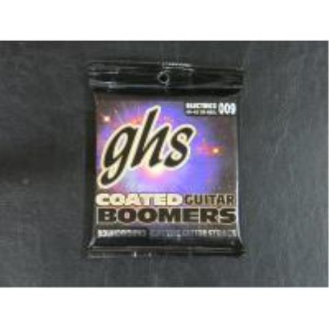 GHS-エレキギター弦BOOMERS 09-42 CB-GBXL