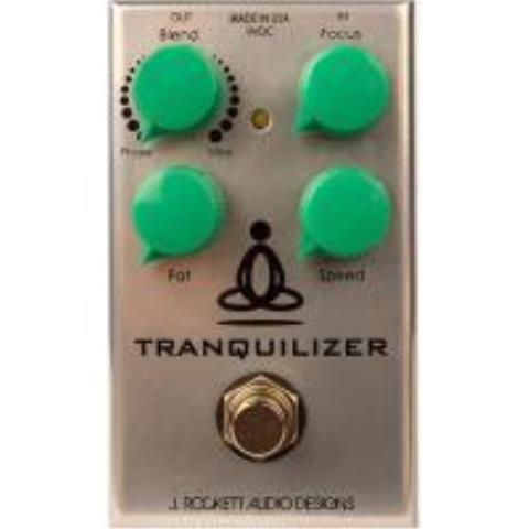 J.ROCKETT AUDIO DESIGNS (J.RAD)-フェイザーTranquilizer