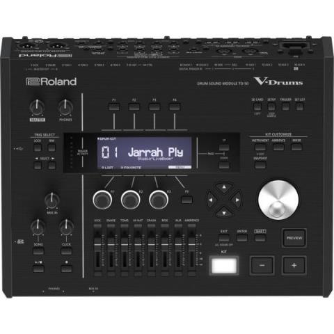 Roland-Drum Sound ModuleTD-50