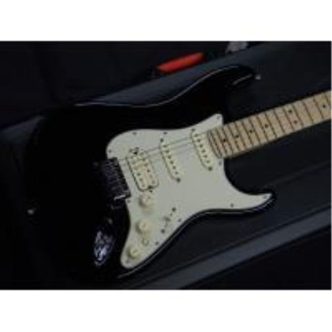 Fender USA-エレキギターAmerican Deluxe Stratocaster N3 HSS BLK/M
