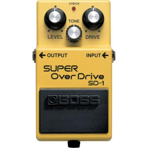 BOSS-SUPER OVERDRIVESD-1