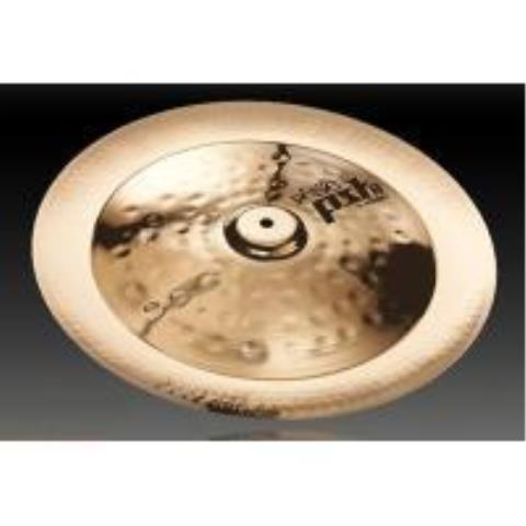 "PAiSTe-チャイナシンバルPST8 Rock China 18""  Reflector"