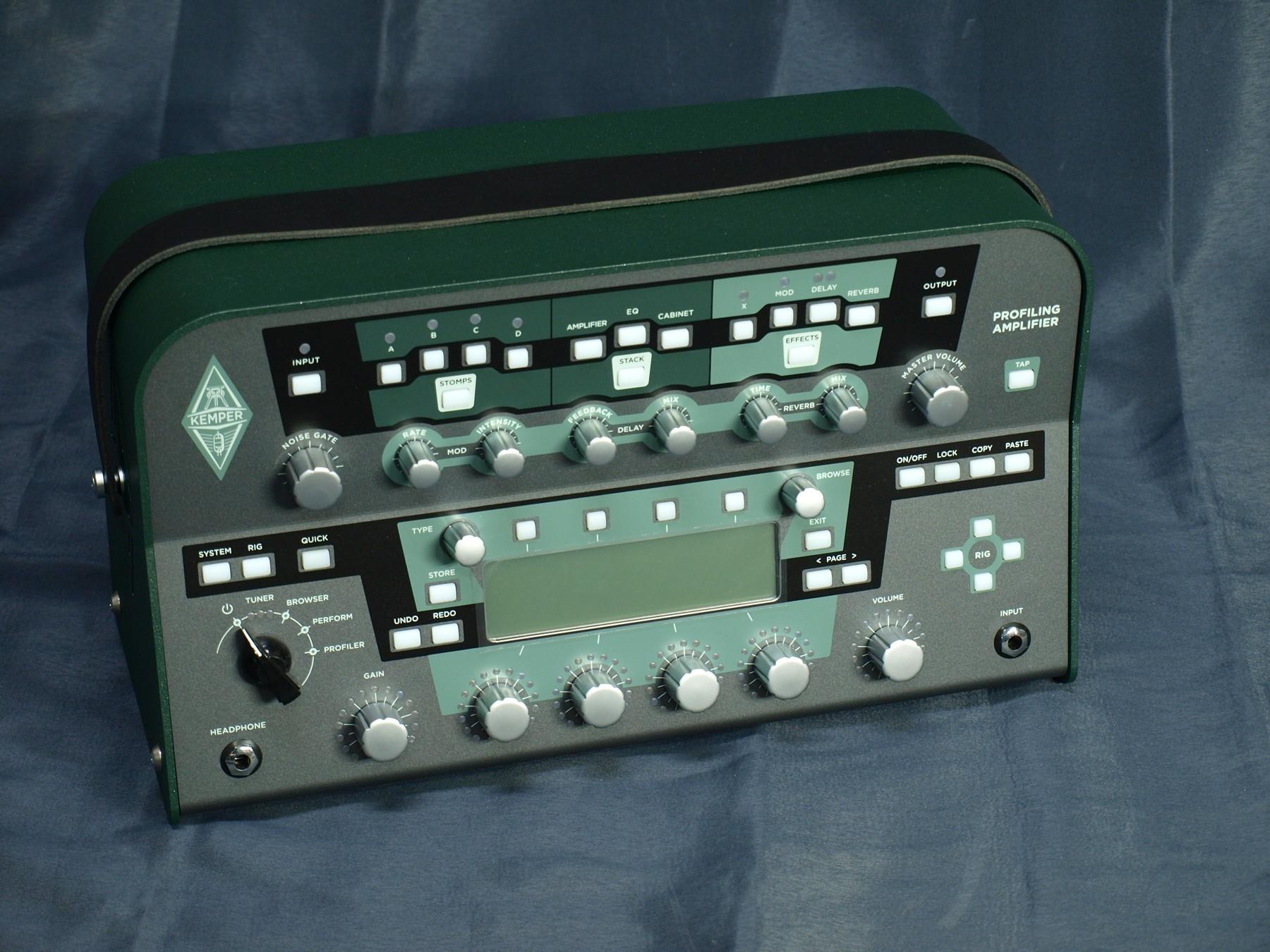 kemper アンプシミュレータープロファイラprofiling amplifier power