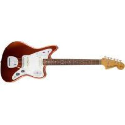 Fender-ジャガーJohnny Marr Jaguar Rosewood Fingerboard, Metallic KO