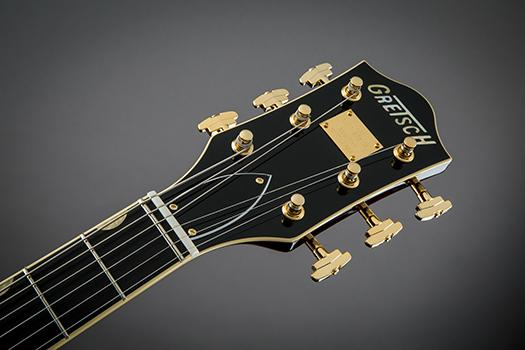 G6122T-62 VS Vintage Select Edition '62 Chet Atkins® Country Gentleman®ヘッド画像