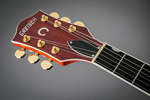 G6120TLH Players Edition Nashville®ヘッド画像