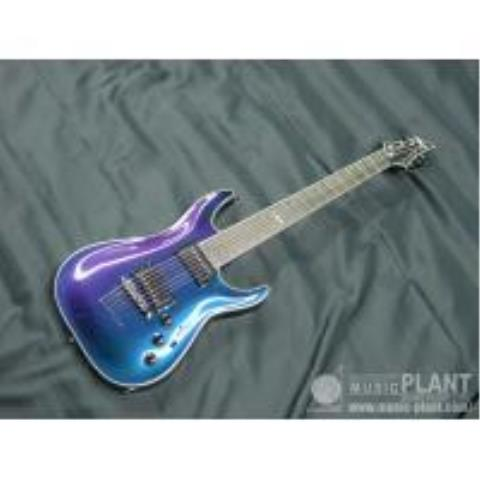 SCHECTER-エレキギターAD-C-7-HR-HB TRANCE ULTRA Violet