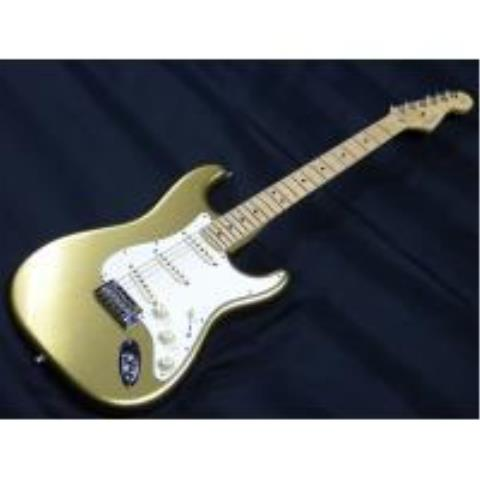Fender USA-エレキギターFSR American Standard Stratocaster UG Mystic Aztec Gold