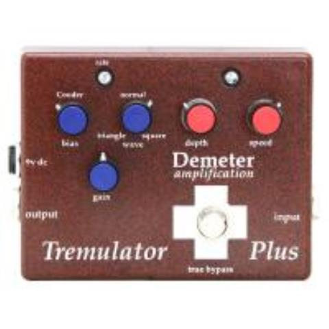 Demeter Amplification-トレモロTremulator Plus