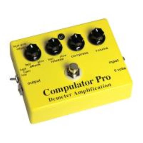 Demeter Amplification-コンプレッサーCOMPRO-1 (COMP-2)