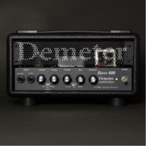 Demeter Amplification-ベースアンプヘッドBASS 400 w/Jensen Transformer
