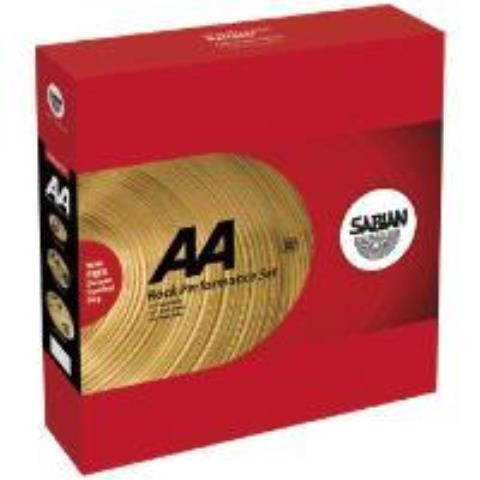 SabianROCK PERFORMANCE SET (AA-PFSET/R)