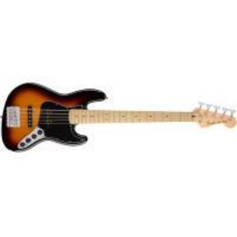 Fender-5弦ジャズベースDeluxe Active Jazz Bass® V 3-Color Sunburst
