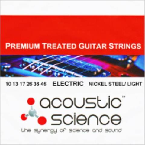acoustic science-エレキギター弦Nickel Extra Light : LACSEG0942