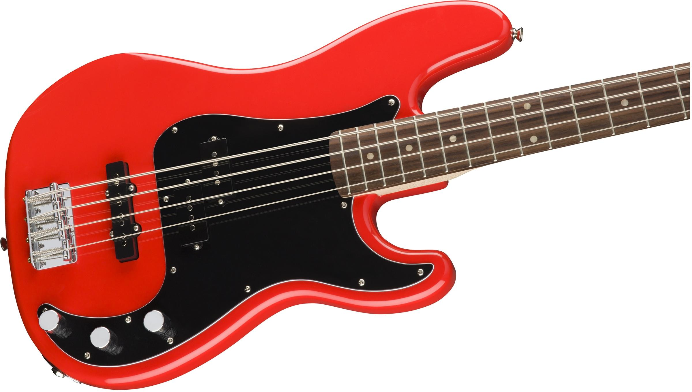 Affinity Series™ Precision Bass® PJ Race Red追加画像