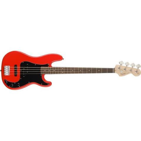 SquierAffinity Series™ Precision Bass® PJ Race Red