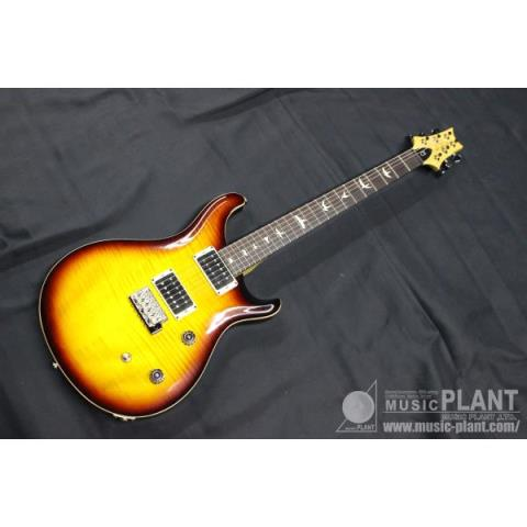 Paul Reed Smith (PRS)-エレキギターCE24 GLOSS 2016 McCarty Tobbacco