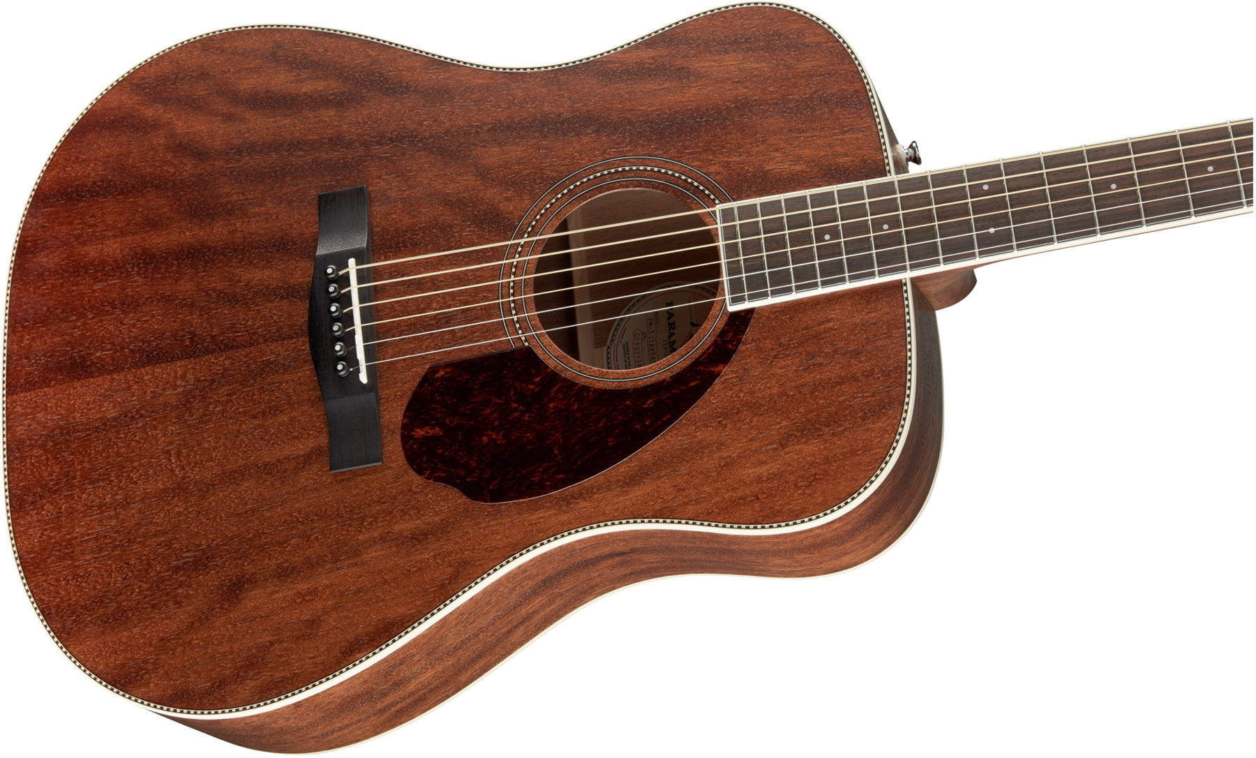 PM-1 Standard Dreadnought All-Mahogany NE追加画像
