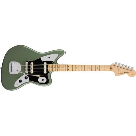 FenderAmerican Professional Jaguar Antique Olive