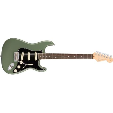 American Professional Stratocaster® Antique Oliveサムネイル