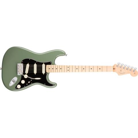 American Professional Stratocaster® Antique Olive(Maple Fingerboard)サムネイル