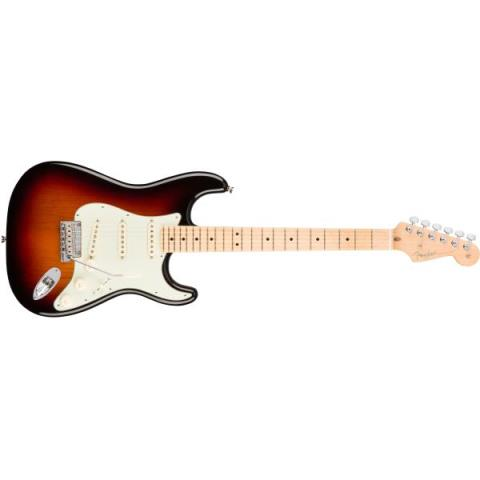 American Professional Stratocaster® 3-Color Sunburst(Maple Fingerboard)サムネイル