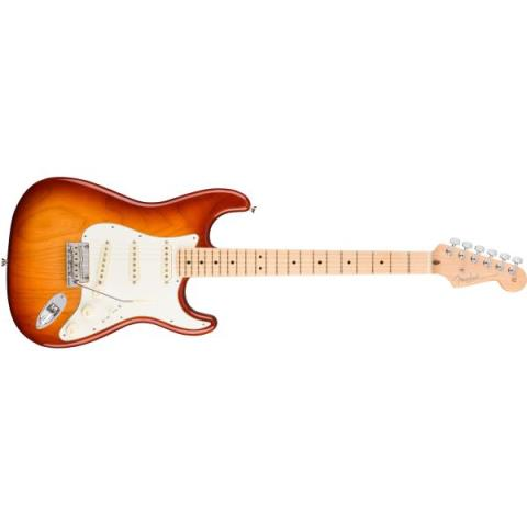 American Professional Stratocaster® Sienna Sunburst(Maple Fingerboard)サムネイル