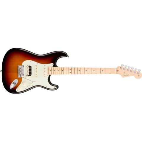 Fender-ストラトキャスターAmerican Professional Stratocaster® HSS Shawbucker 3-Color Sunburst(Maple Fingerboard)