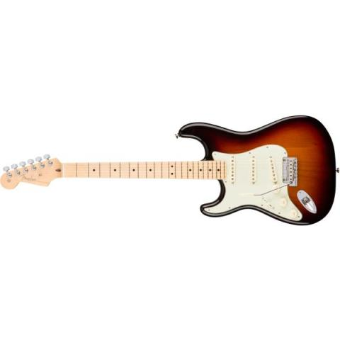 Fender-ストラトキャスターAmerican Professional Stratocaster® Left-Hand 3-Color Sunburst(Maple Fingerboard)