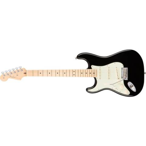 Fender-ストラトキャスターAmerican Professional Stratocaster® Left-Hand Black(Maple Fingerboard)