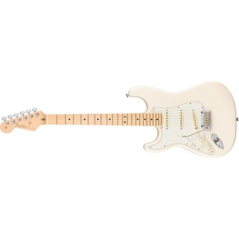 Fender-ストラトキャスターAmerican Professional Stratocaster® Left-Hand Olympic White(Maple Fingerboard)