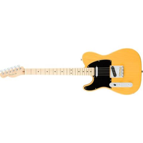 Fender-テレキャスターAmerican Professional Telecaster® Left-Hand Butterscotch Blonde