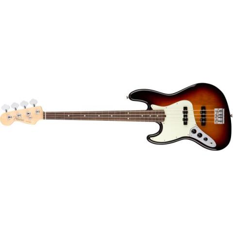 Fender-ジャズベースAmerican Professional Jazz Bass Left-Hand 3-Color Sunburst