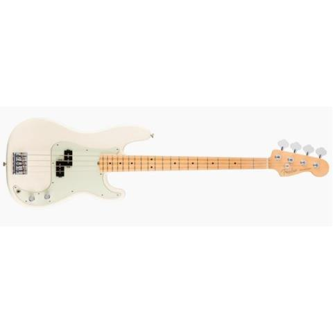 Fender-プレシジョンベースAmerican Professional Precision Bass® Olympic White(Maple Fingerboard)