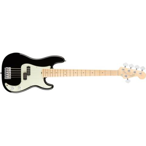 Fender-5弦プレシジョンベースAmerican Professional Precision Bass® V Black