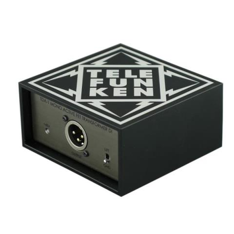 TELEFUNKEN-アクティブ DITDA-1 1ch active direct box