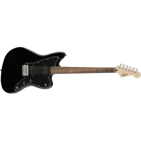 Squier-エレキギターAffinity Series Jazzmaster HH Black