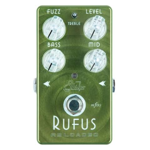 Suhr-ファズRUFUS Reloaded