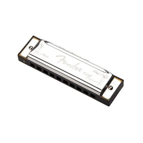 Fender-ブルースハープBlues Deluxe Harmonica Key G