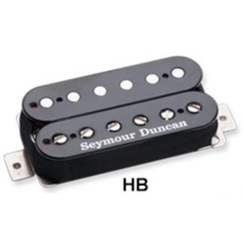 Seymour Duncan-ギターピックアップJason Becker Perpetual Burn Black