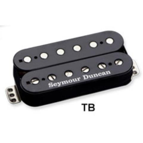 Seymour Duncan-ギターピックアップJason Becker Perpetual Burn Black Trembucker
