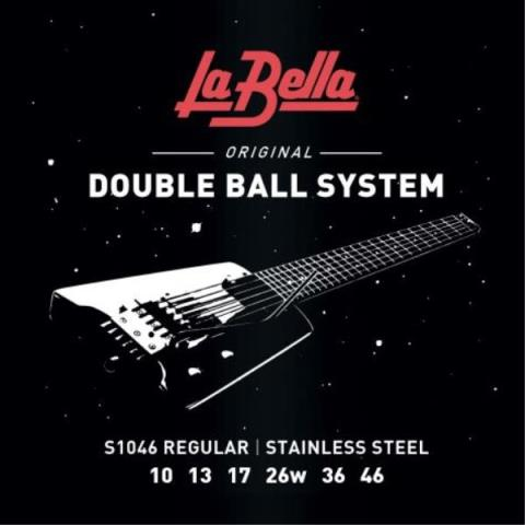 La BellaS1046 Medium Double Ball System
