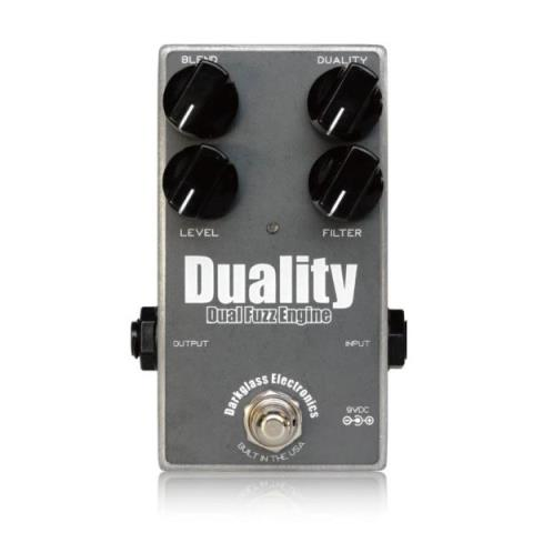 Darkglass Electronics-ベース用ファズDuality Fuzz