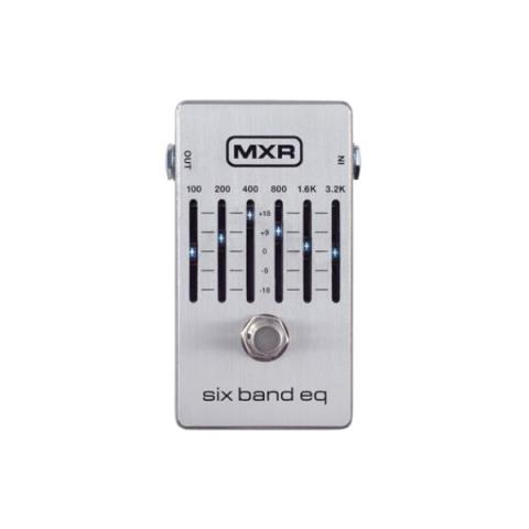MXR-イコライザーM109S Six Band Graphic EQ