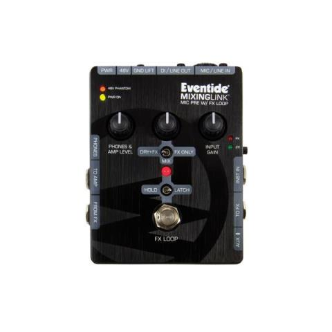 EVENTIDE-StompBox Mic Pre+Effect LoopMixingLink®︎