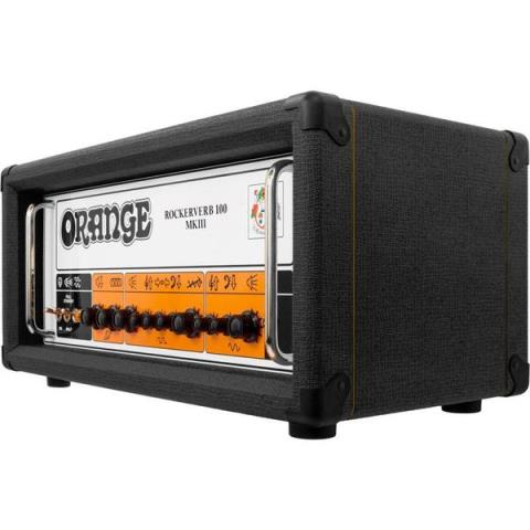ORANGE-ギターアンプヘッドROCKERVERB 100H MKIII Black