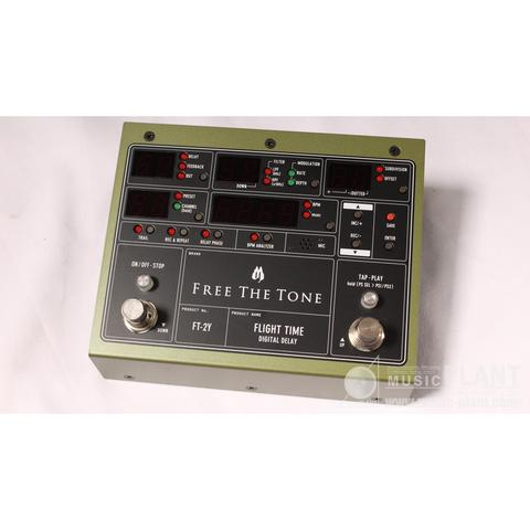 Free The Tone-デジタルディレイFLIGHT TIME FT-2Y