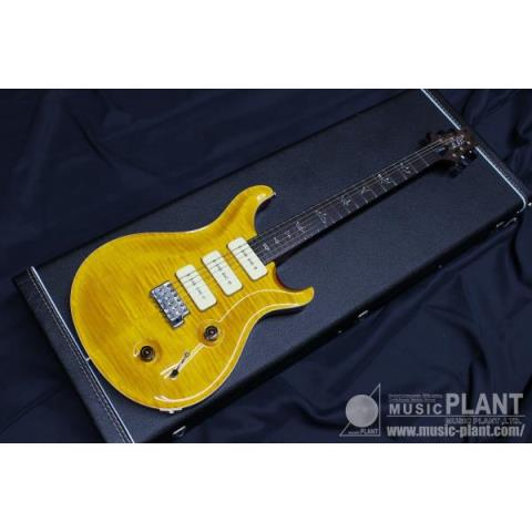 Paul Reed Smith (PRS)-エレキギター2015 KID LIMITED CUSTOM22 SOAPBAR Vintage Yellow